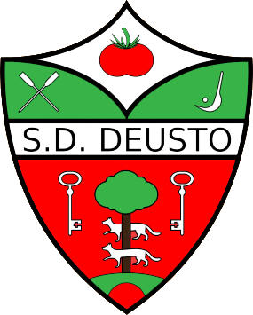 Logo of S.D. DEUSTO (BASQUE COUNTRY)