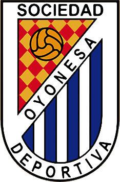 Logo of S.D. OYONESA (BASQUE COUNTRY)