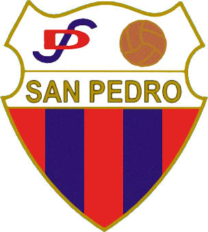 Logo of S.D. SAN PEDRO  (BASQUE COUNTRY)