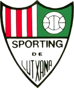 Logo of SPORTING DE LUTXANA (BASQUE COUNTRY)