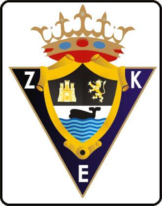 Logo ZARAUTZ CD (BASKENLAND)