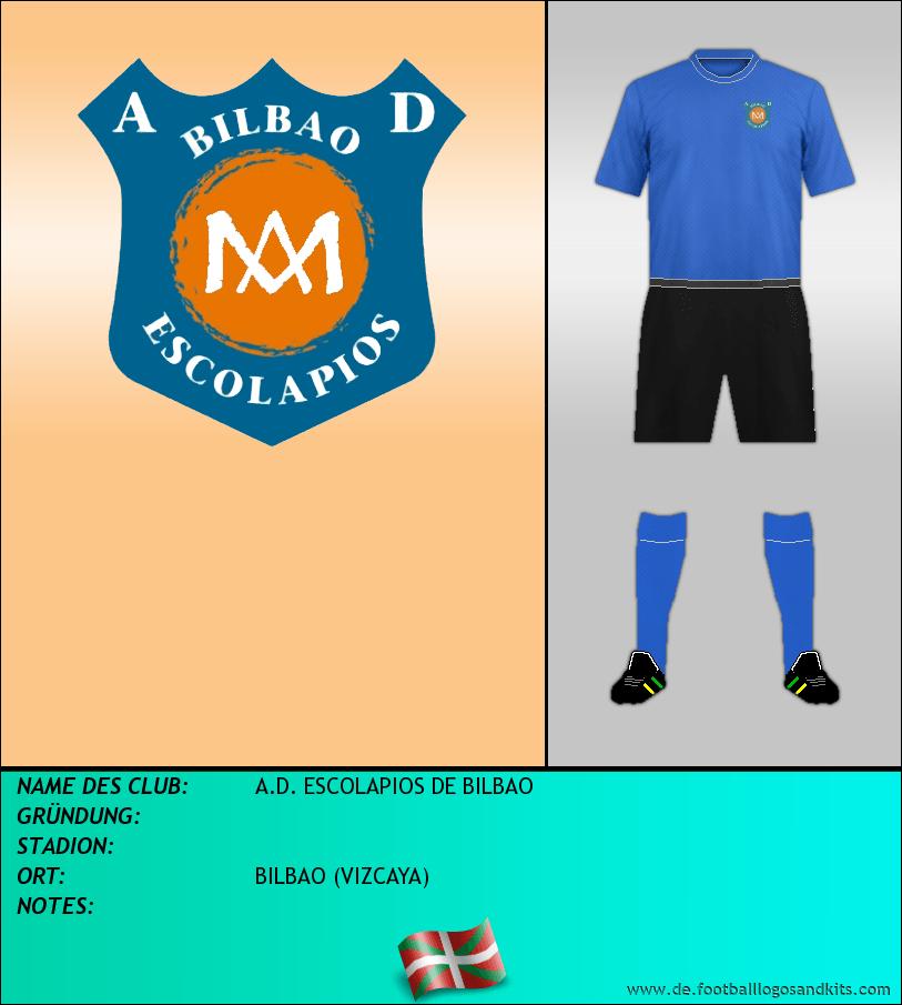 Logo A.D. ESCOLAPIOS DE BILBAO