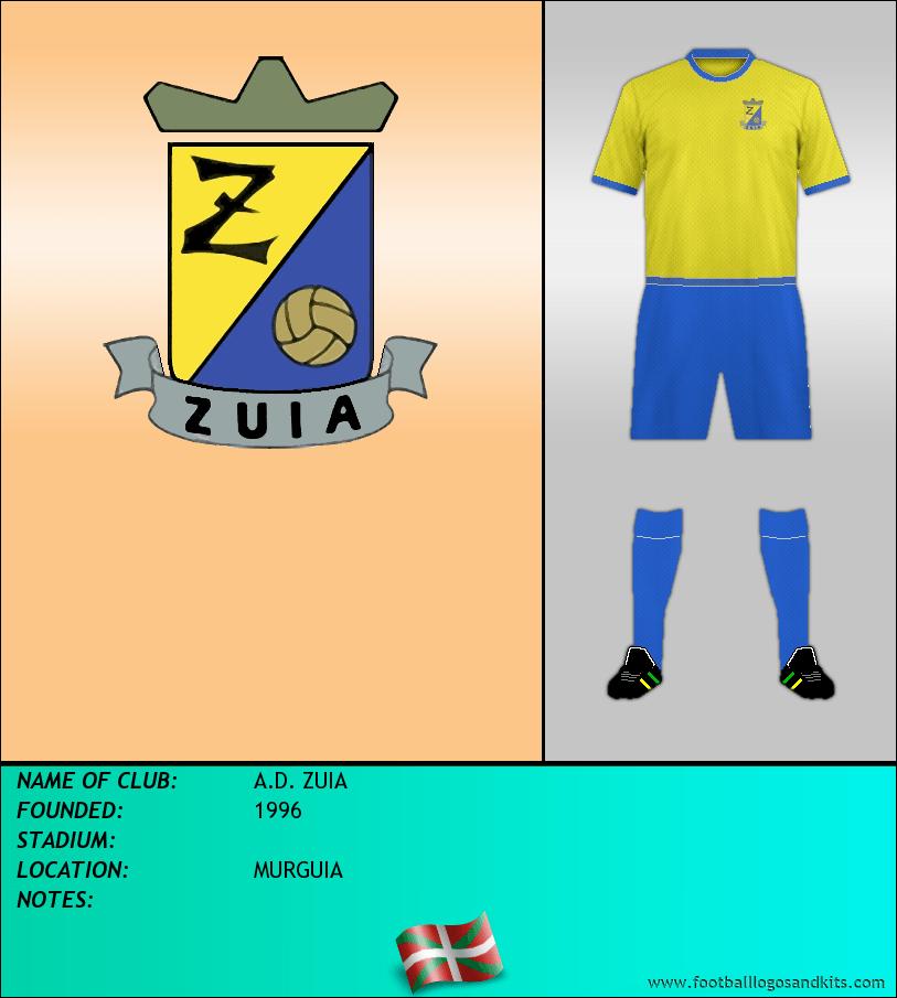 Logo of A.D. ZUIA