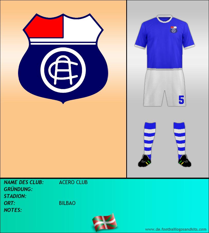 Logo ACERO CLUB