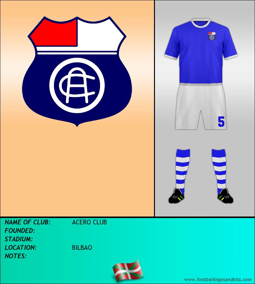 Logo of ACERO CLUB