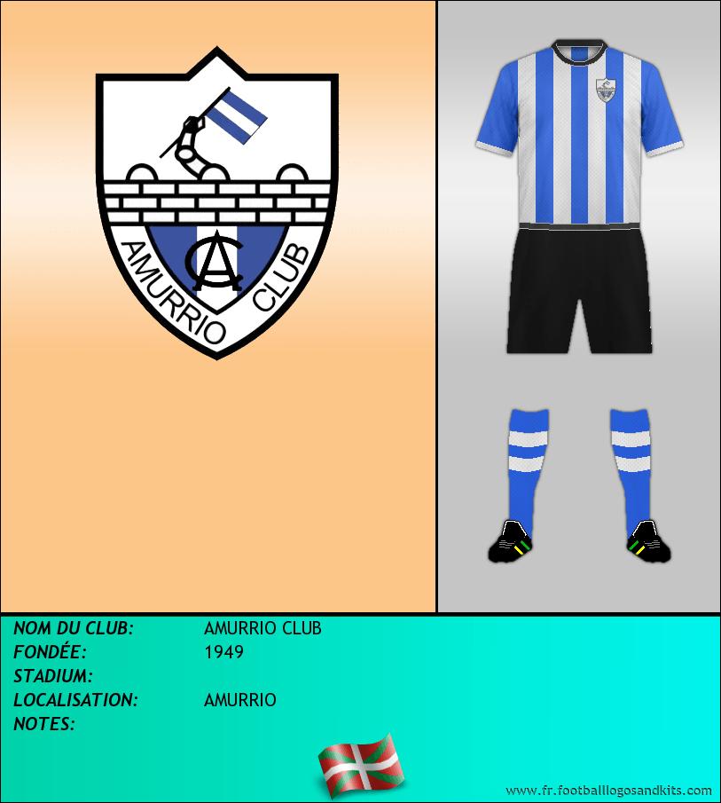 Logo de AMURRIO CLUB