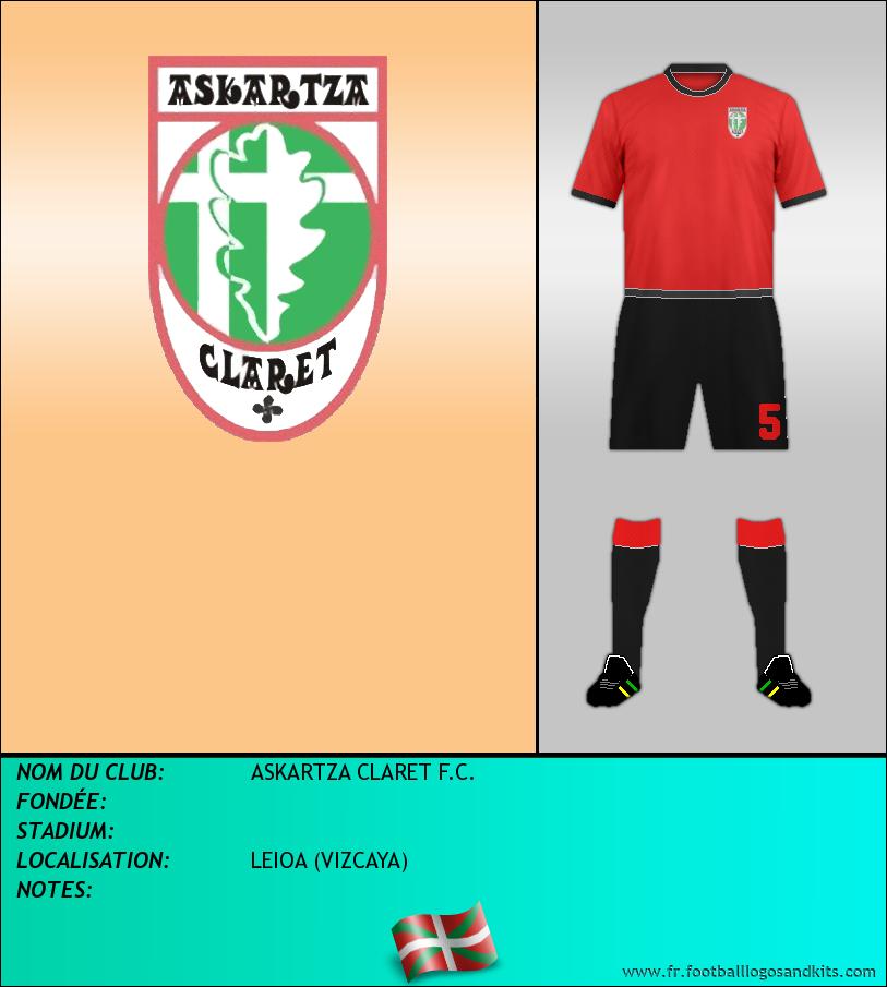Logo de ASKARTZA CLARET F.C.