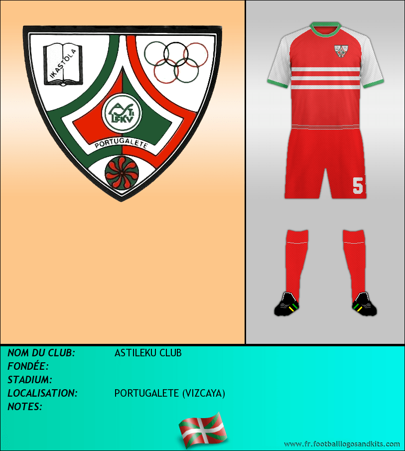 Logo de ASTILEKU CLUB
