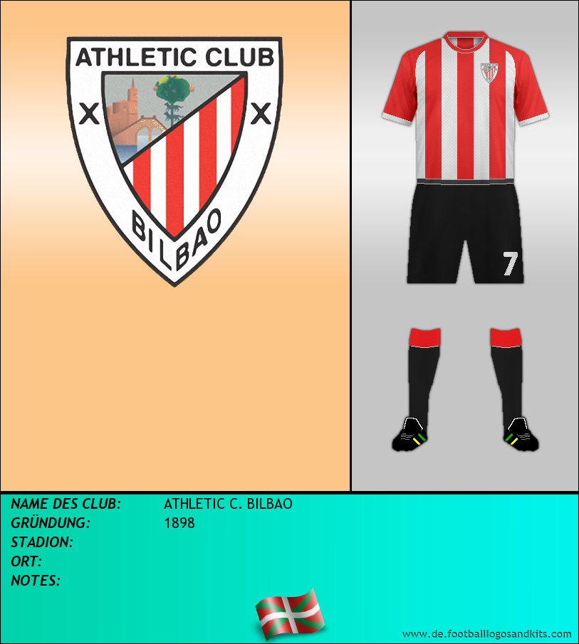 Logo ATHLETIC C. BILBAO