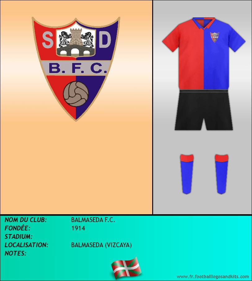 Logo de BALMASEDA F.C.