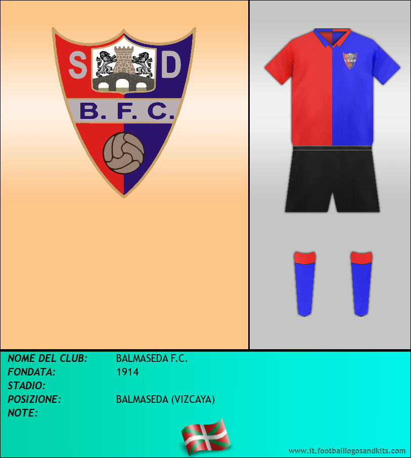 Logo di BALMASEDA F.C.