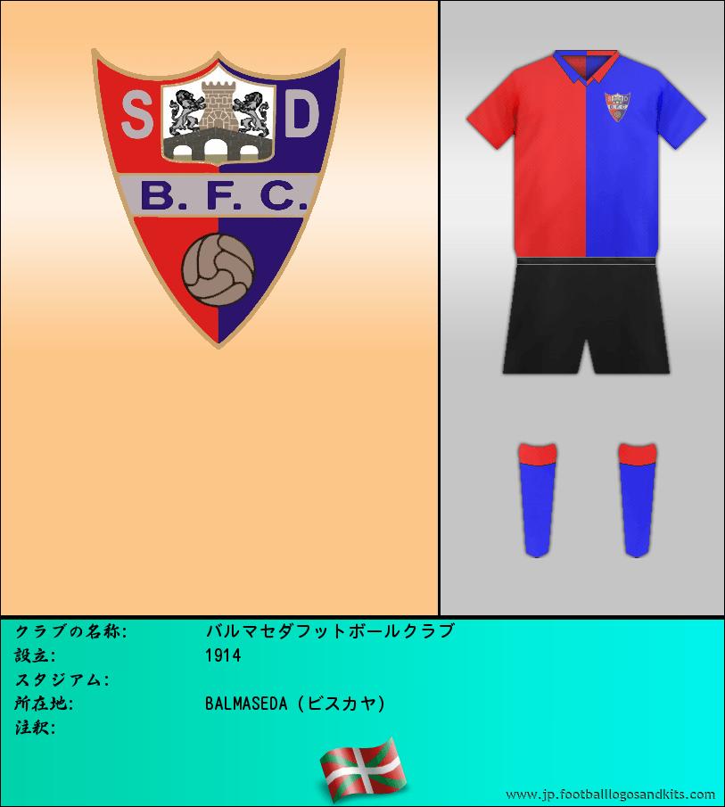 のロゴバルマセダフットボールクラブ