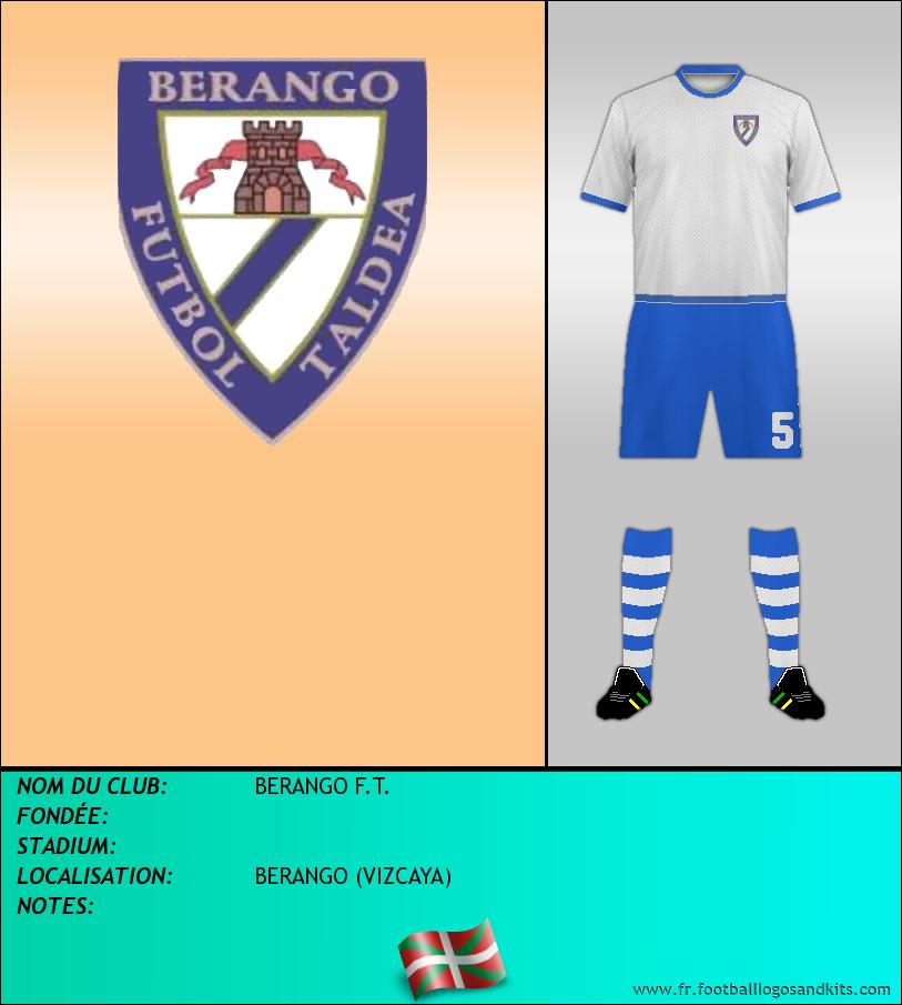Logo de BERANGO F.T.