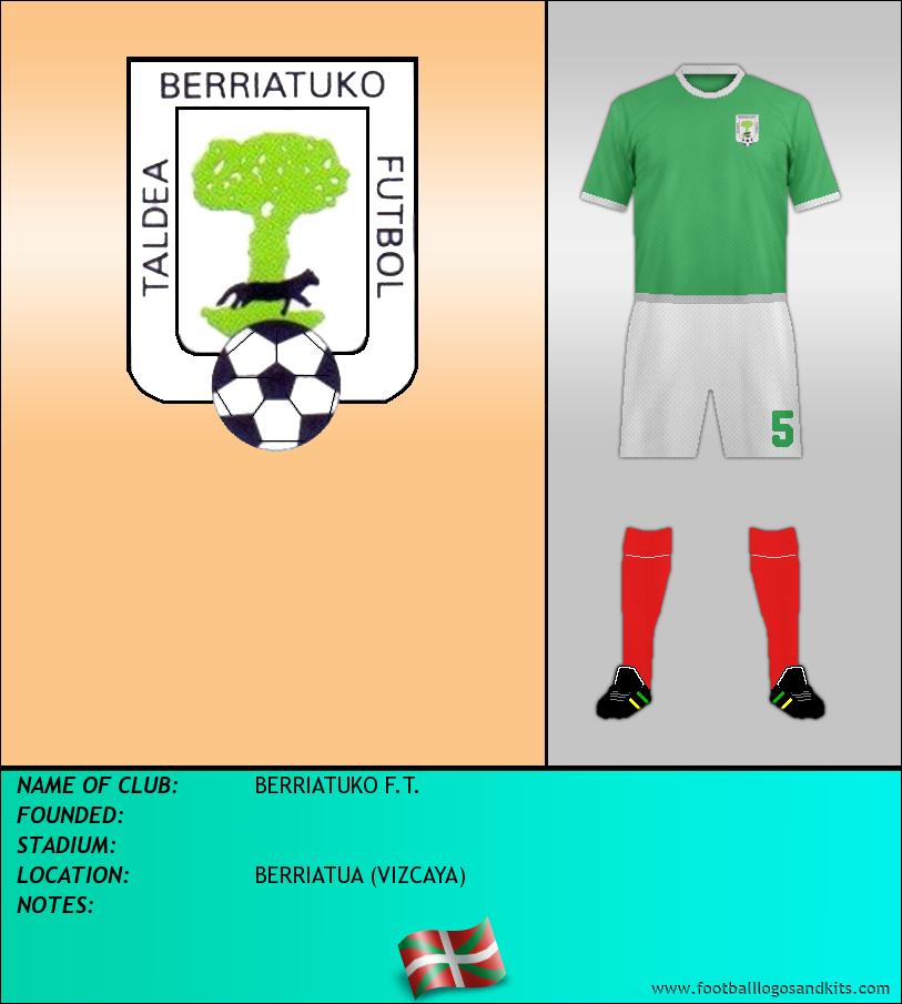 Logo of BERRIATUKO F.T.
