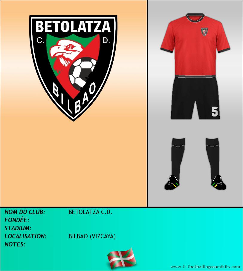 Logo de BETOLATZA C.D.