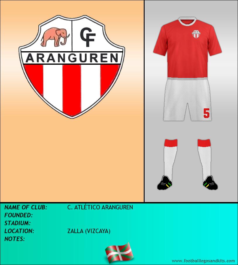 Logo of C. ATLÉTICO ARANGUREN