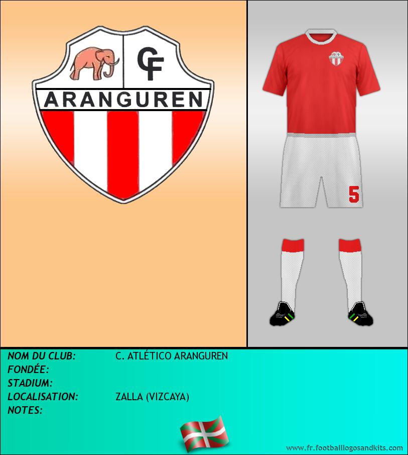 Logo de C. ATLÉTICO ARANGUREN