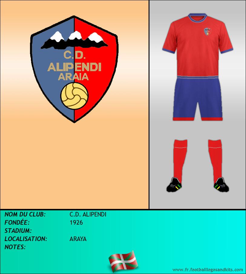 Logo de C.D. ALIPENDI