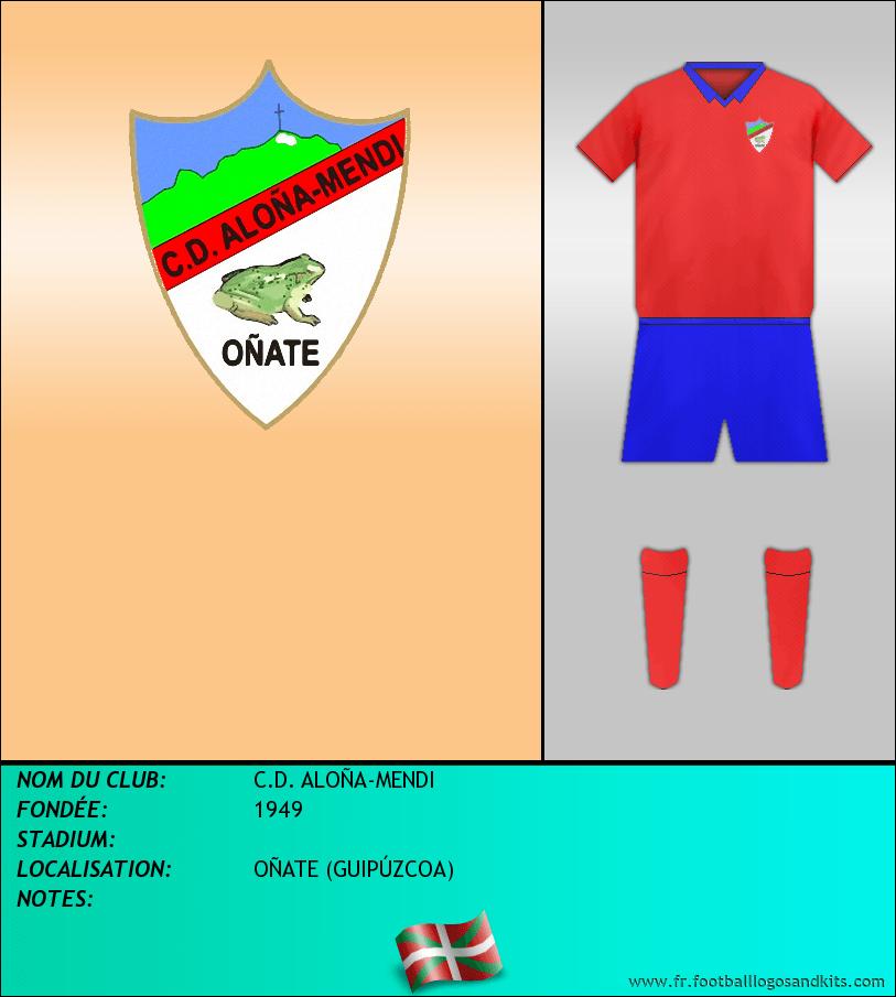 Logo de C.D. ALOÑA-MENDI