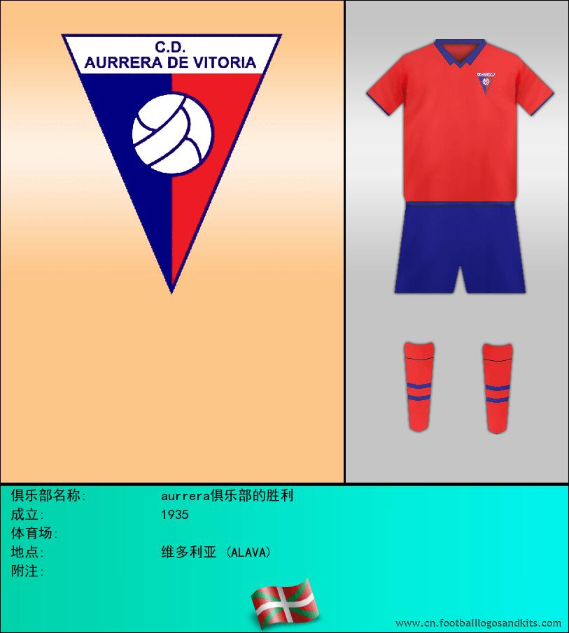 标志aurrera俱乐部的胜利