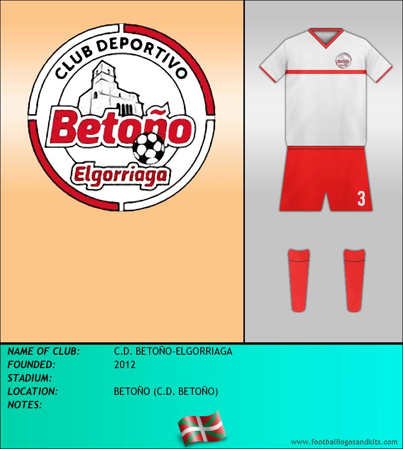 Logo of C.D. BETOÑO-ELGORRIAGA