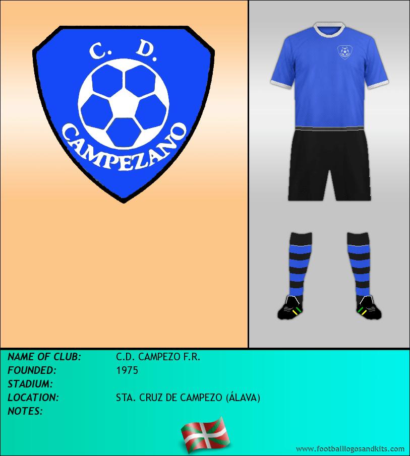 Logo of C.D. CAMPEZO F.R.