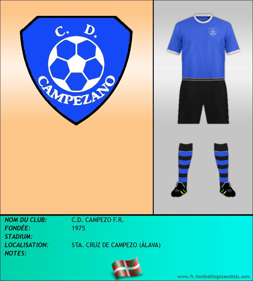 Logo de C.D. CAMPEZO F.R.