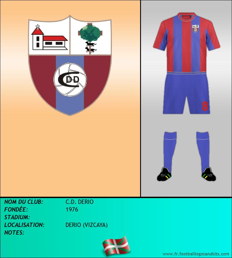 Logo de C.D. DERIO