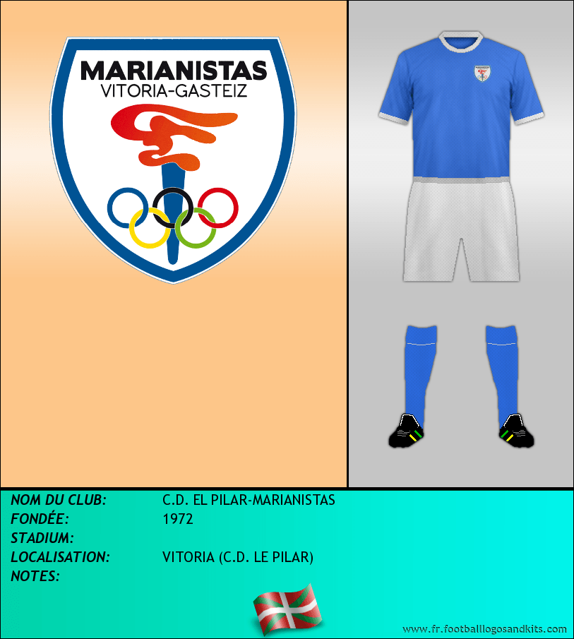 Logo de C.D. EL PILAR-MARIANISTAS