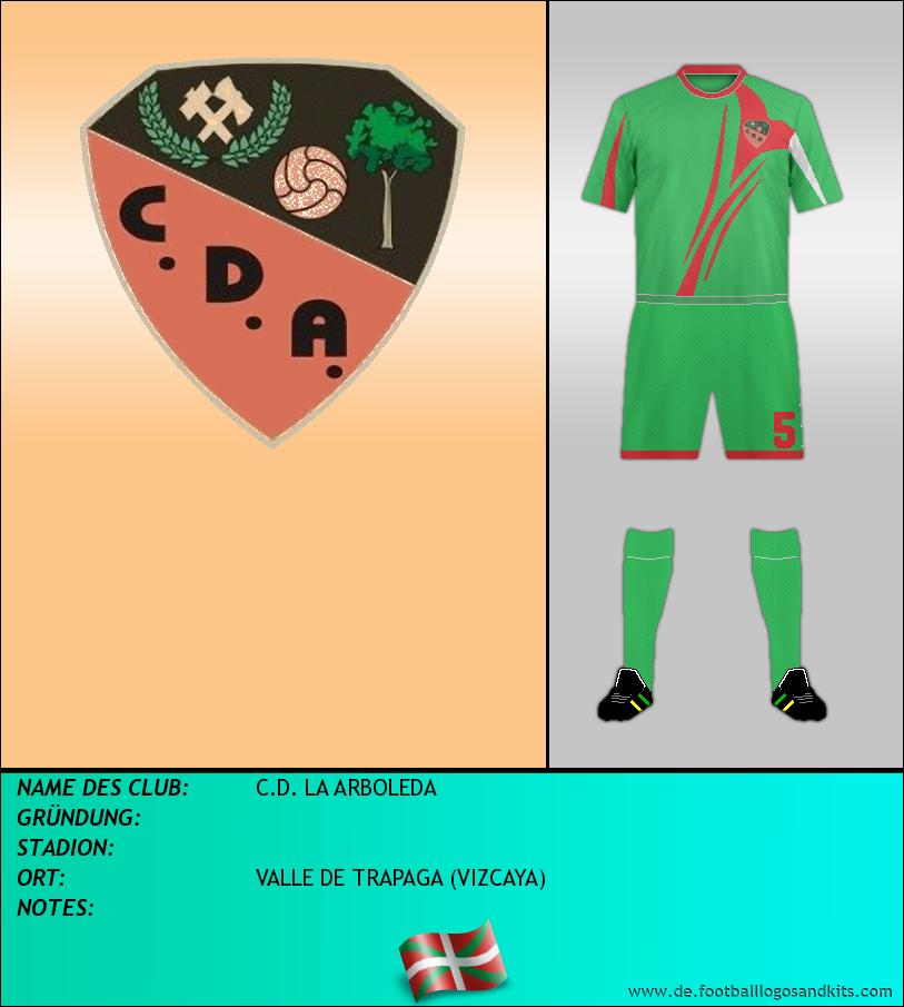 Logo C.D. LA ARBOLEDA