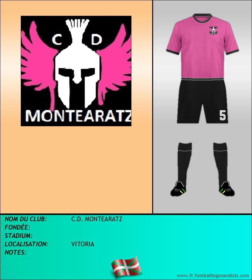 Logo de C.D. MONTEARATZ