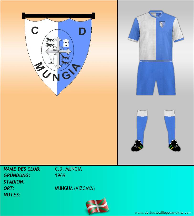 Logo C.D. MUNGIA