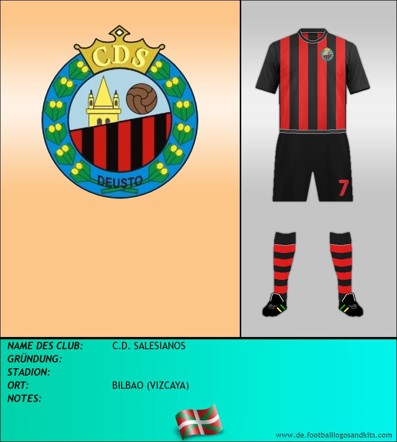 Logo C.D. SALESIANOS