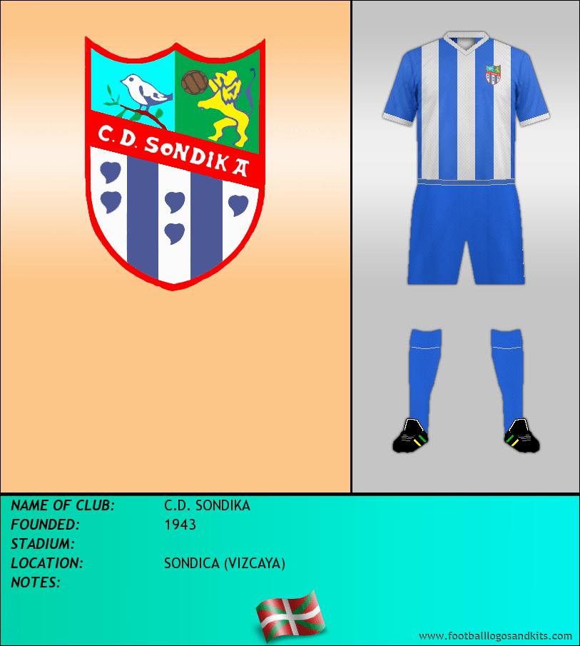 Logo of C.D. SONDIKA