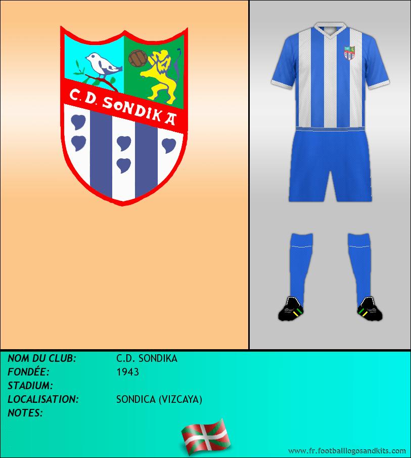 Logo de C.D. SONDIKA