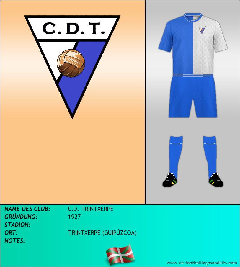 Logo C.D. TRINTXERPE