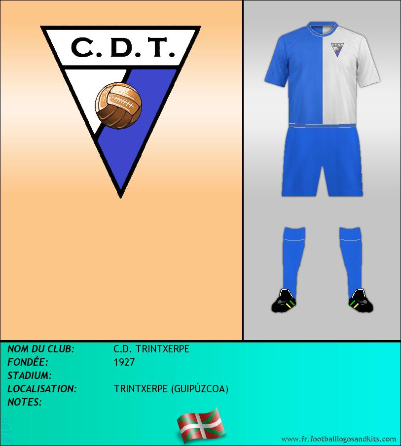 Logo de C.D. TRINTXERPE