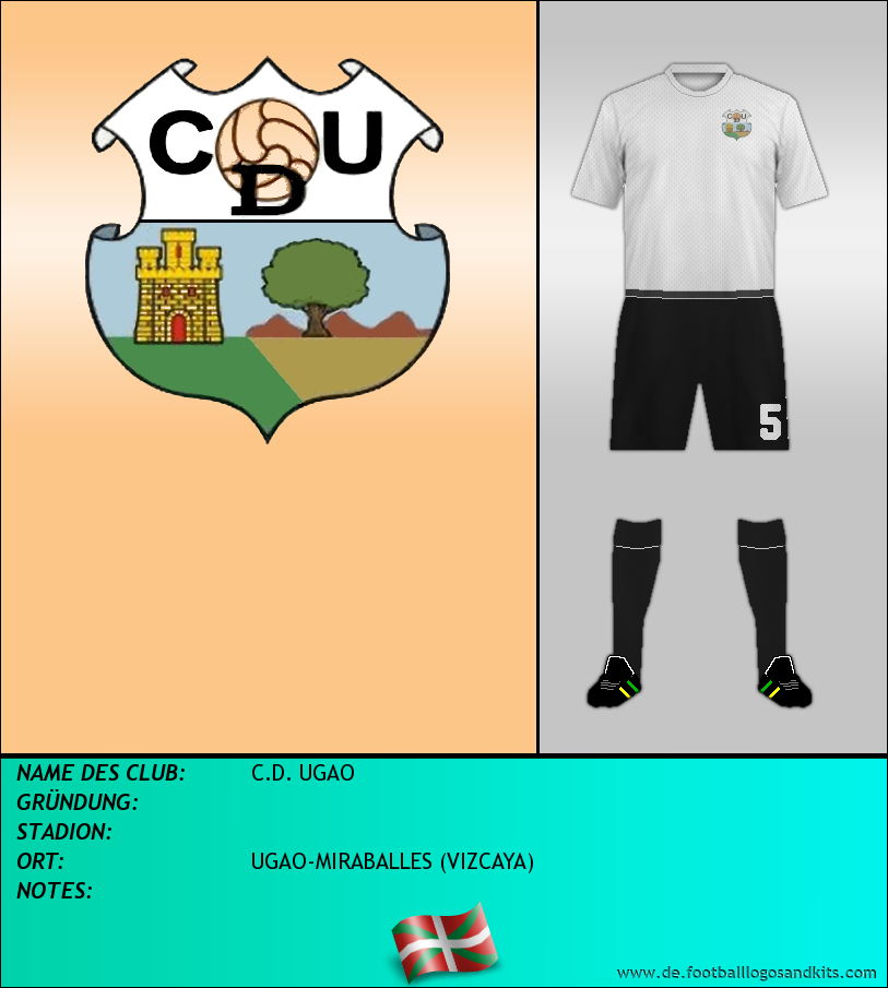 Logo C.D. UGAO