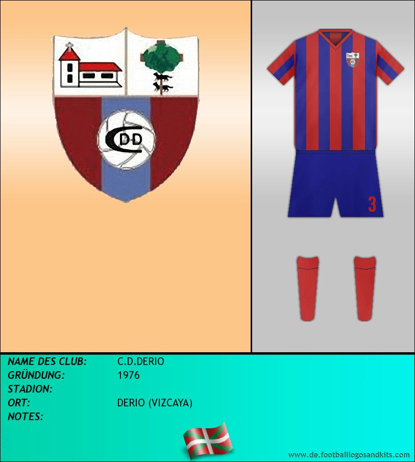 Logo C.D.DERIO