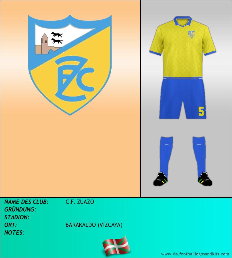 Logo C.F. ZUAZO