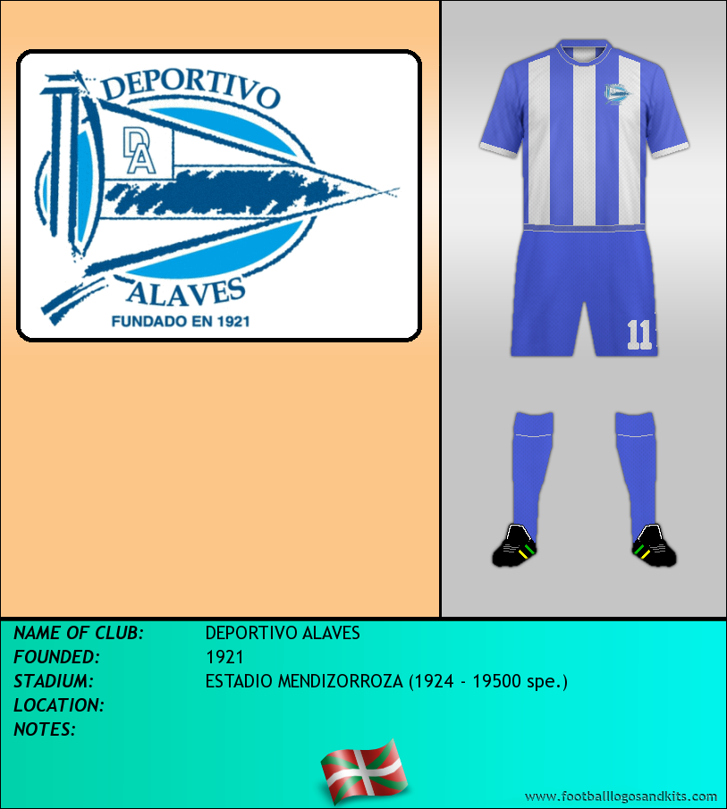 Logo of DEPORTIVO ALAVES