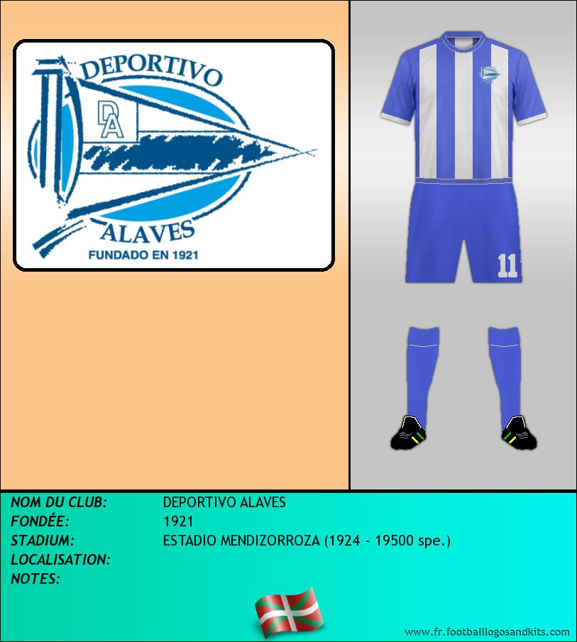 Logo de DEPORTIVO ALAVES