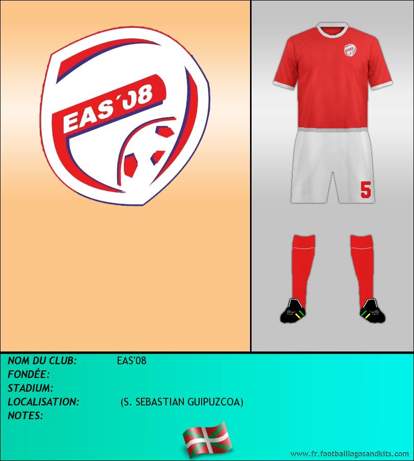 Logo de EAS'08