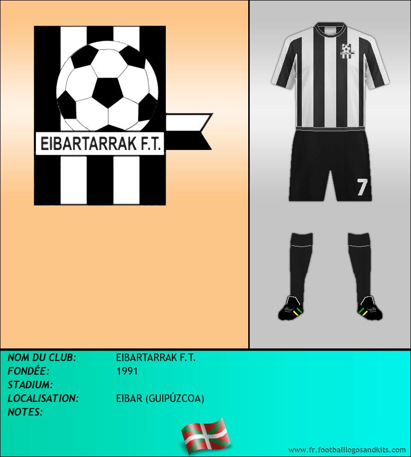 Logo de EIBARTARRAK F.T.