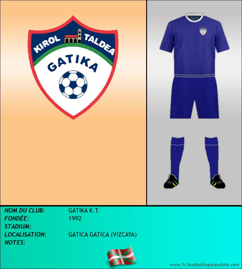 Logo de GATIKA K.T.