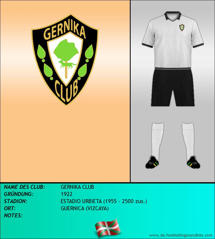 Logo GERNIKA CLUB