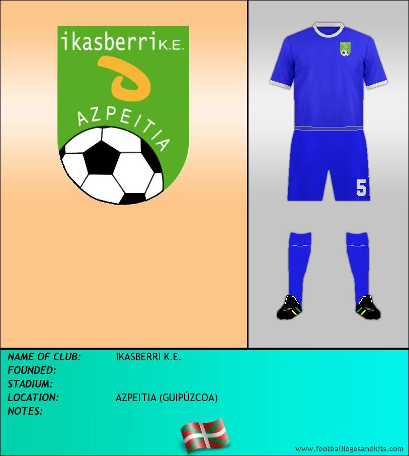 Logo of IKASBERRI K.E.