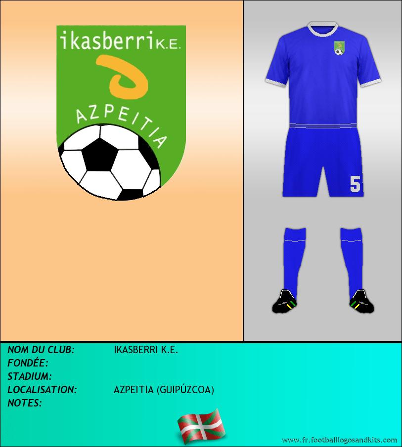 Logo de IKASBERRI K.E.