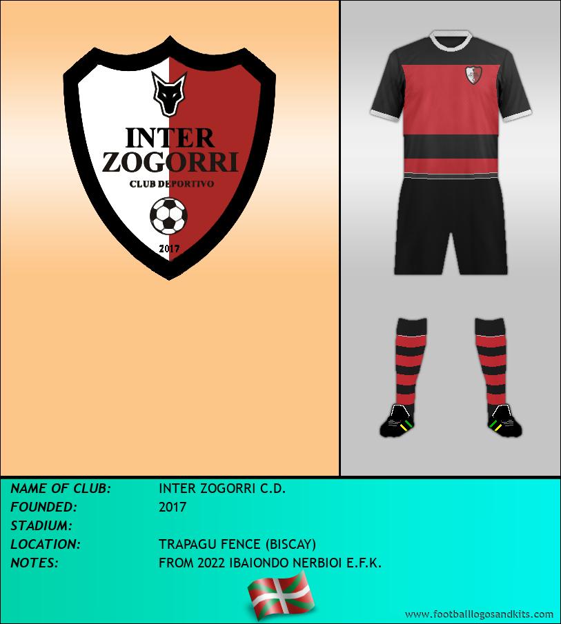 Logo of INTER ZOGORRI C.D.