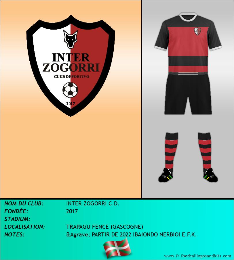 Logo de INTER ZOGORRI C.D.